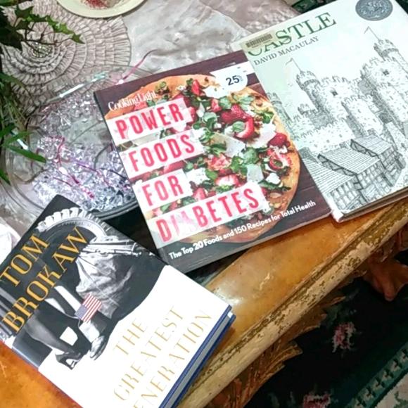 3 Books bundle
